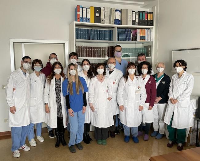 equipe otorinolaringoiatria