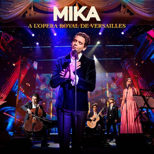 Mika A l' Opera Royal De Versailles