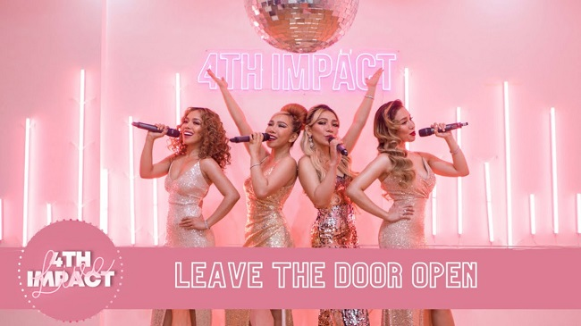 4th impact leave the door open cover bruno mars anderson paak