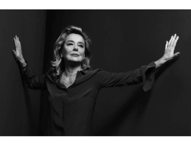Monica Guerritore (photo Antonio De Matteo)