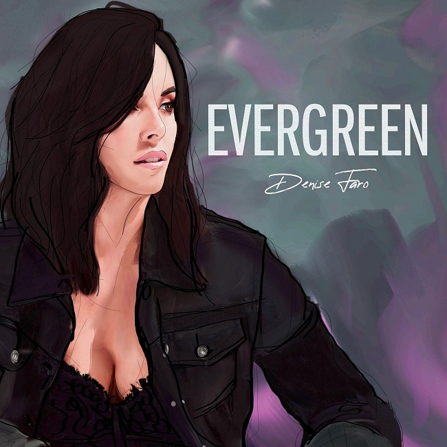 denise faro cover evergreen