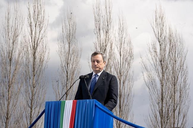 foto Mario Draghi