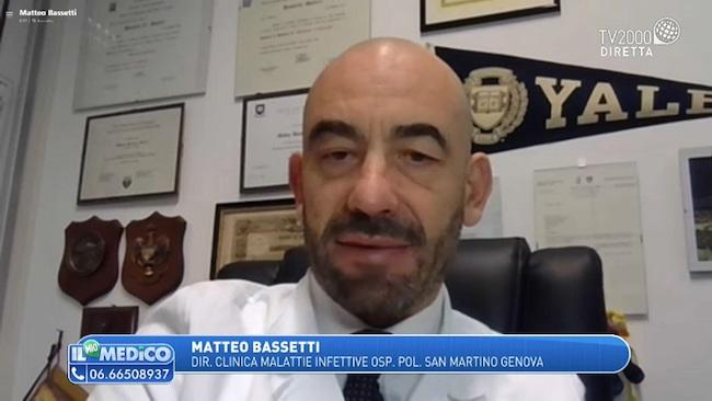 prof. matteo bassetti tv2000