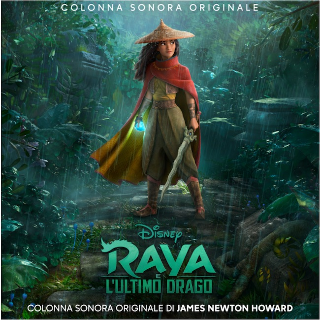 raya e l'ultimo drago cover