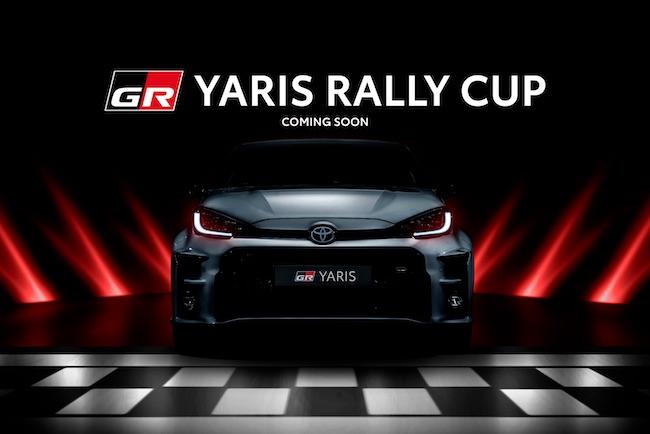 yaris rally cup