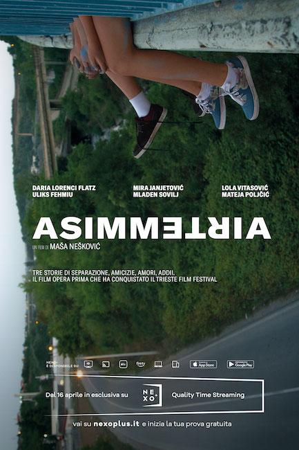asimmetrica poster