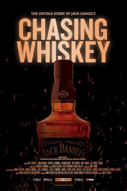 chasing whiskey locandina