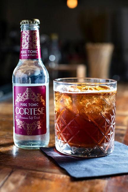 drink americano napoletano