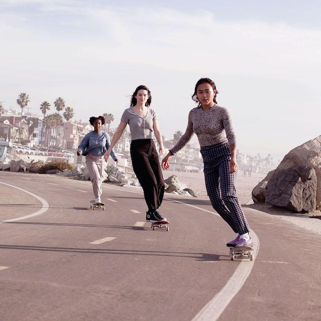 impala skateboard