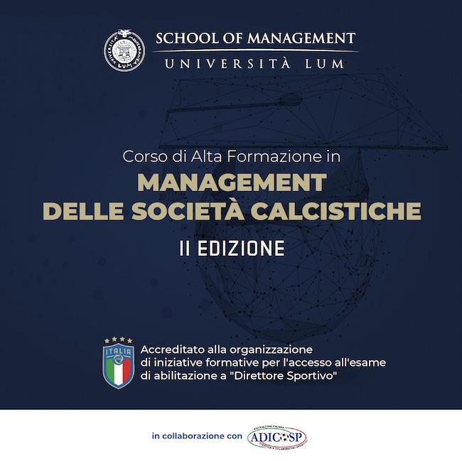 management società calcistiche