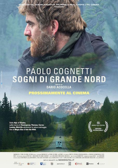Paolo Cognetti. Sogni di Grande Nord - poster film
