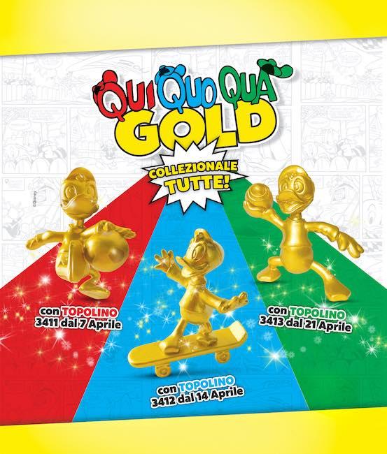 statuine gold