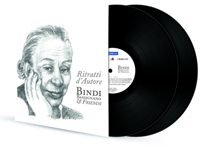 Bindi, Bassignano & Friends: è uscito il doppio vinile per Azzurramusic