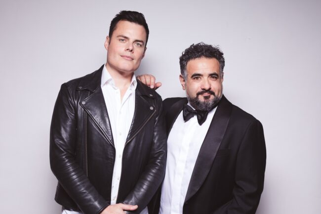 "Jonathan Cilia Faro e Marc Martel rileggono ""Too much love will kill you"""
