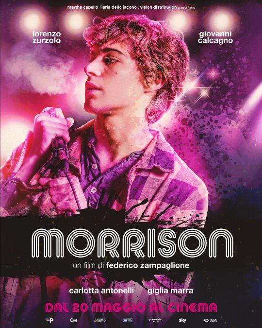 """Su Amazon Prime Video è disponibile """"Morrison"""", l'ultimo film di Federico Zampaglione"""