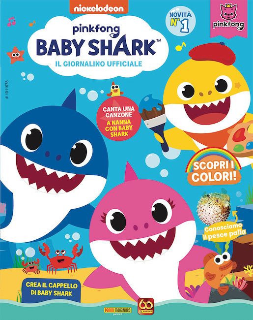 cover baby shark