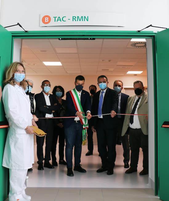 inaugurazione tac rm