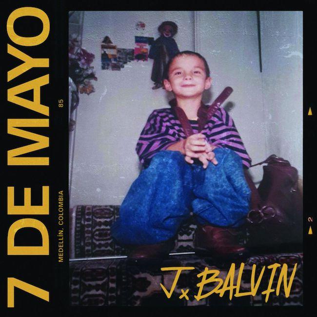 j balvin cover 7 de mayo