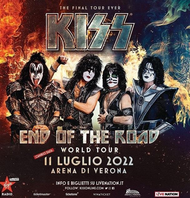 kiss final tour cover
