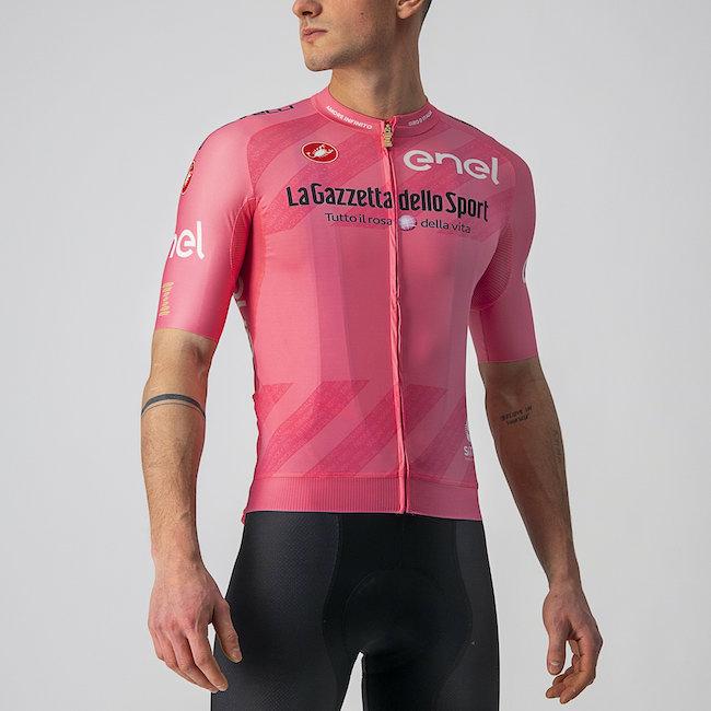 maglia rosa 2021