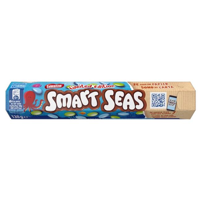 Smarties per la salvaguardia di ambiente e mari nella limited edition