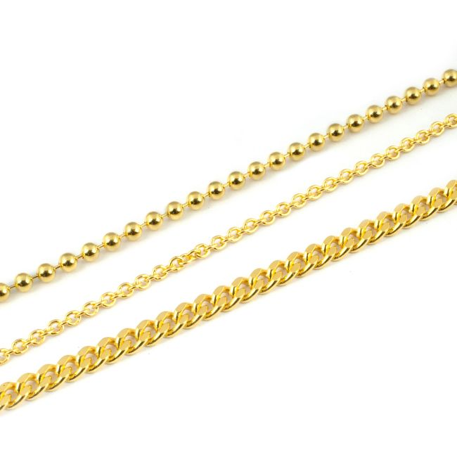 cavigliere oro
