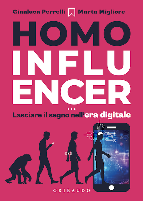 homo influencer copertina