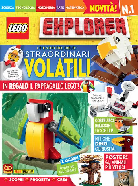 lego explorer cover