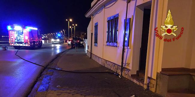 Messina Vigili del Fuoco