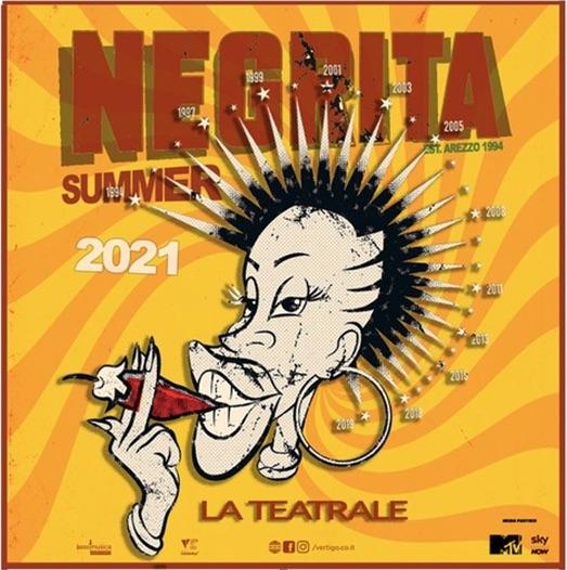 negrita summer 2021