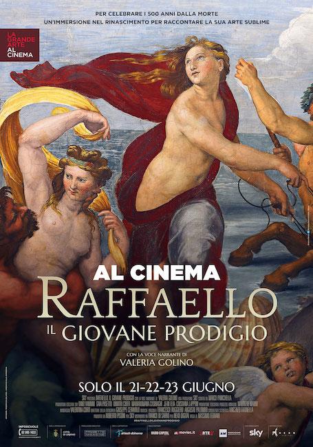 Raffaello. Il giovane prodigio, il docu film al cinema [TRAILER]