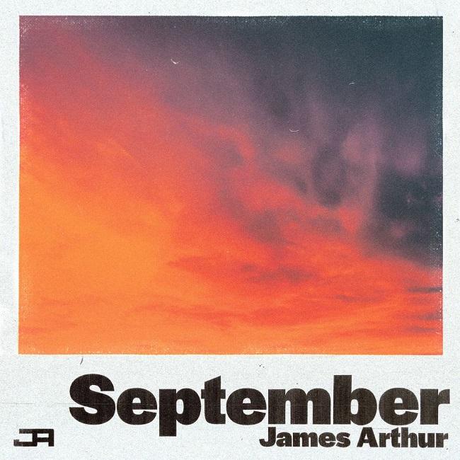 september cover james arthur