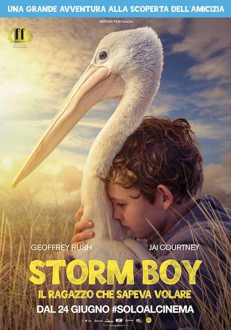 storm boy locandina