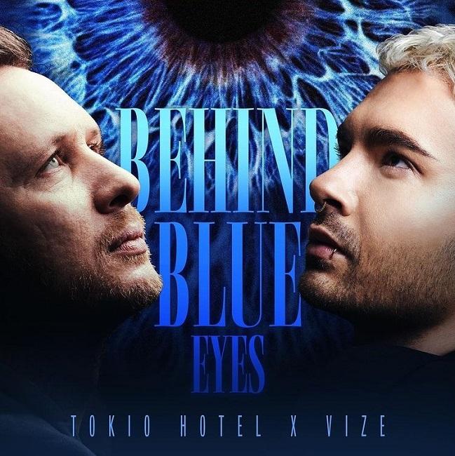 tokio hotel behind blue eyes vize cover