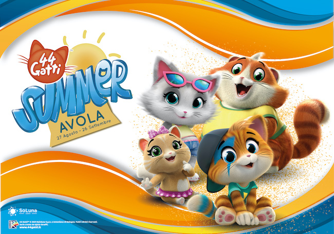 44 gatti summer