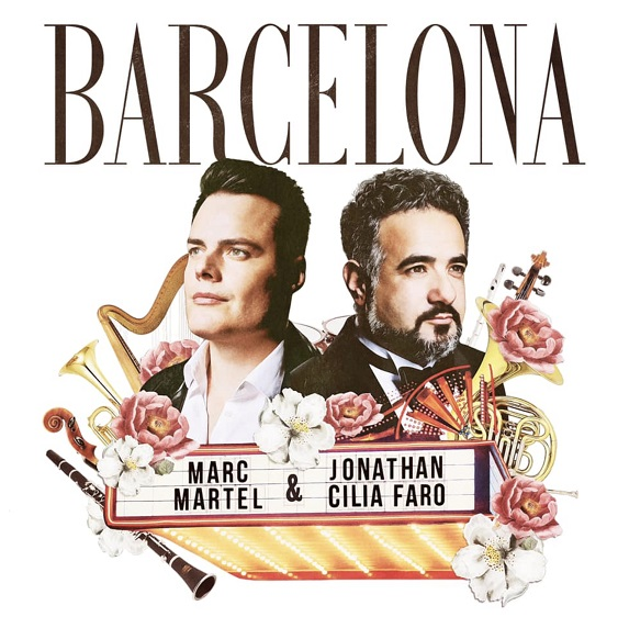"Marc Martel & Jonathan Cilia Faro pay homage to Freddie Mercury and Montserrat Caballé with ""Barcelona"""