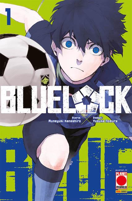 blue lock cover