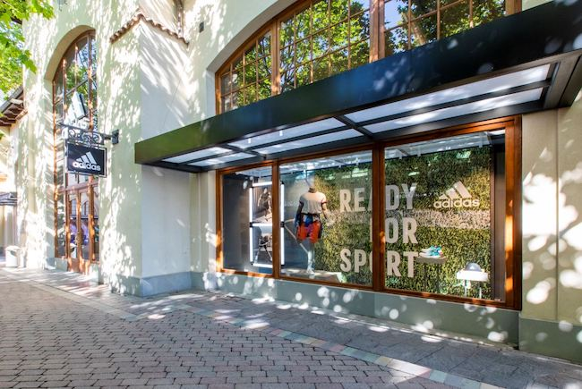 Boutique Adidas - Fidenza Village