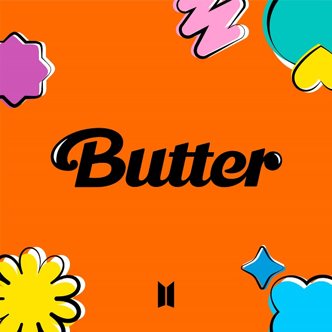 butter cover bts