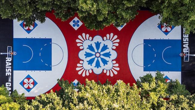 campo basket milano