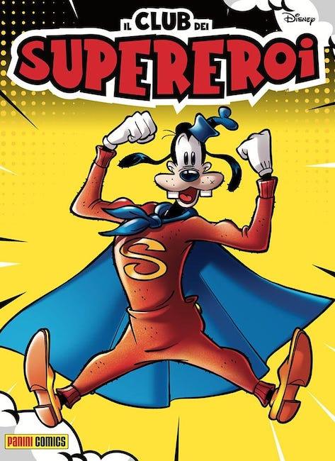 club supereroi