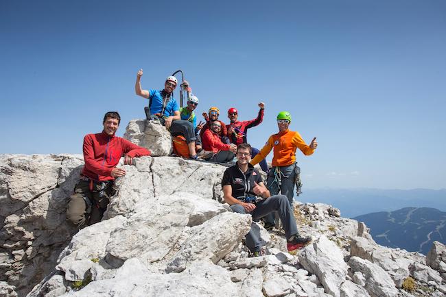 gruppo escursioni dolomiti