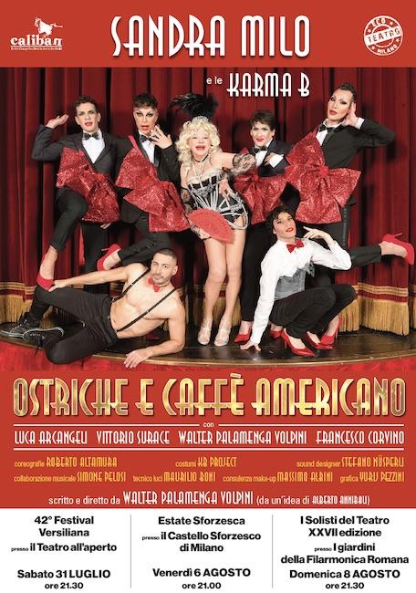 ostriche e caffe americano date
