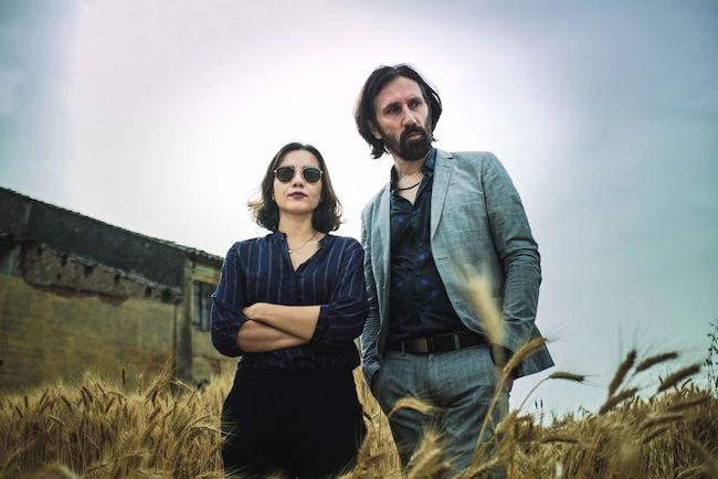 Roberta Finocchiaro e Cristiano Godano