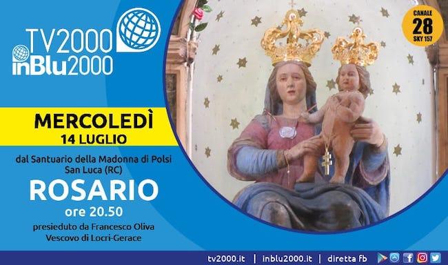Rosario San Luca 14 luglio 2021