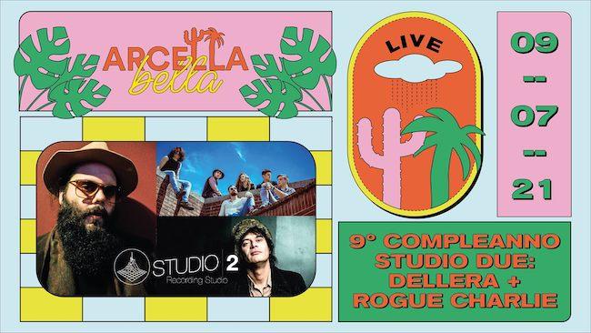 studio2 recording party nine