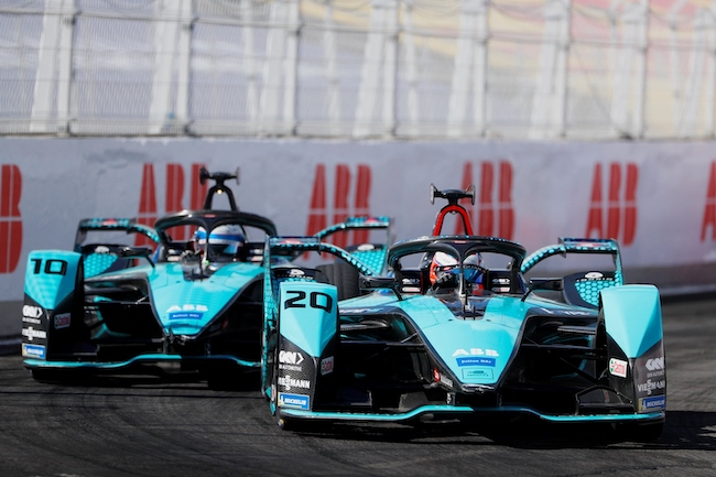 Jaguar Racing nella prossima era Gen 3 dell'ABB FIA Formula E