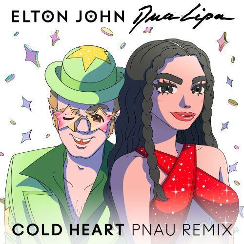 elton john dua lipa cold heart