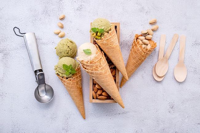 gelato set