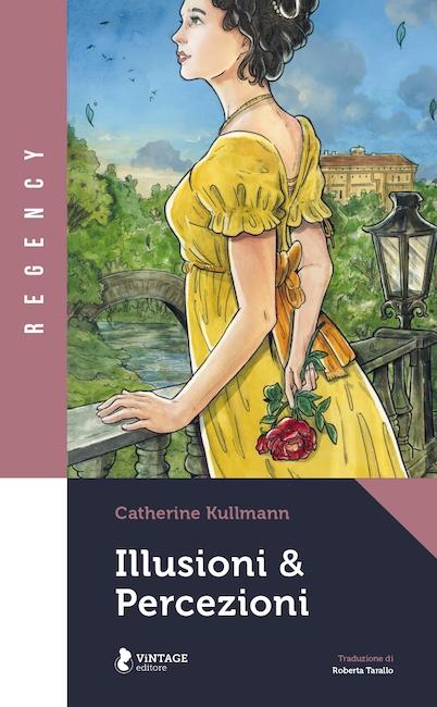 """Illusioni & Percezioni"""", il nuovo libro di Catherine Kullmann"""